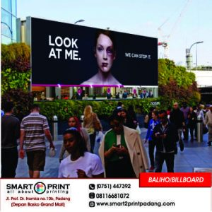 Template Smart Print billboard/baliho