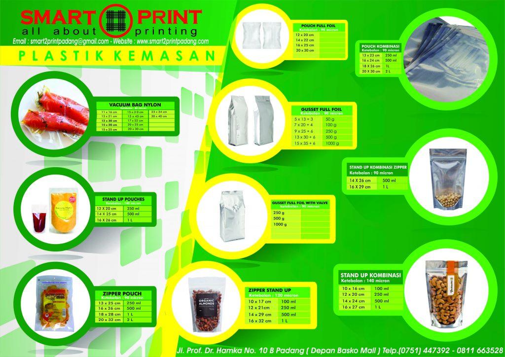 Ketentuan Kemasan Plastik