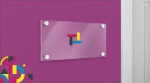 jasa signage acrylic padang